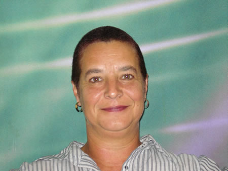 Mrs , Director of Ikhala Trust