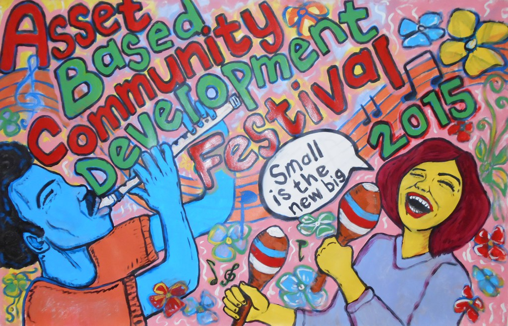 Asset-Based Community Development Festival 2015