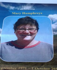Mary Humphreys